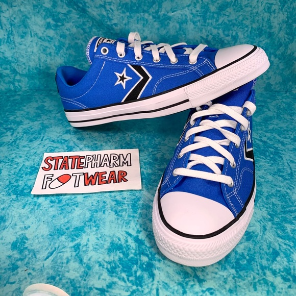 Converse Star Player 'Totally Blue'
